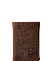 Ariat - Shield Triple Stitch Trifold Wallet
