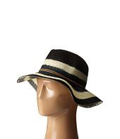 San Diego Hat Company - PBF3072 Dip Dye Fedora Hat with Suede Trim