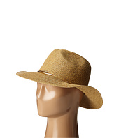 San Diego Hat Company - UBM4449 Panama Fedora Hat with Metallic Yarns