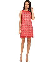 kensie - Open Floral Lace Dress KS5K7939