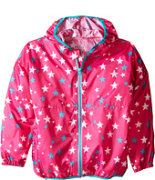Hatley Kids - Fuchsia Stars Wind Breakers (Toddler/Little Kids/Big Kids)