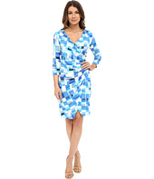 NYDJ - Casey Printed Rayon Dress