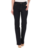 NYDJ - Marilyn Straight Jeans in Dark Enzyme