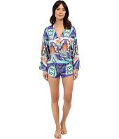 Vitamin A Swimwear - Kimono Romper Cover-Up