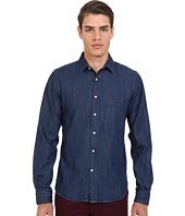 Gant Rugger - R. Indigo Denim Town Collar