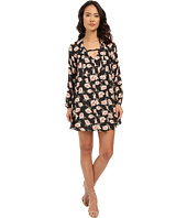 Brigitte Bailey - Udine Floral Shift Dress w/ Tie