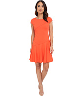 Christin Michaels - Sterling Cap Sleeve Dress