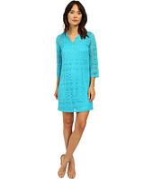 Christin Michaels - Ocean Breeze Lace Dress
