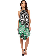 Christin Michaels - Bari Printed Dress