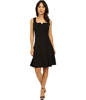 Christin Michaels - Melanie Fit N Flair Dress