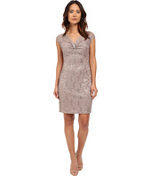 rsvp - Verona Short Sleeve Lace Dress