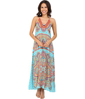 Hale Bob - Punch Paisley Maxi Dress