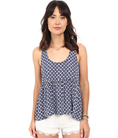 Jack by BB Dakota - Eloise Printed Rayon Top
