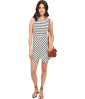 Jack by BB Dakota - Dominick Stripe Ponte Bodycon Dress