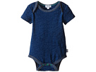 Indigo Solid Bodysuit (Infant)
