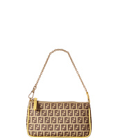 Fendi Kids - Logo Print Purse