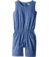 Paul Smith Junior - Denim Romper (Big Kids)