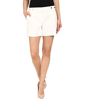 Vince Camuto - Front Zip Shorts w/ Slash Pockets