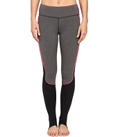 Pink Lotus - Solar Rays Forward Leggings Lotus Tech Luxe Barre Pants