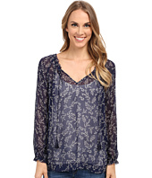 Lucky Brand - Tossed Flower Top