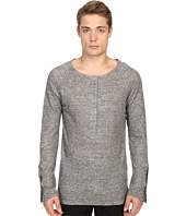 Matiere - Smith Japanese Linen-Cotton Henley