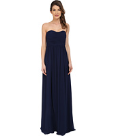 Donna Morgan - Stephanie Strapless Chiffon Gown