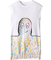 Stella McCartney Kids - Joni Octopus Fringed Dress (Toddler/Little Kids/Big Kids)