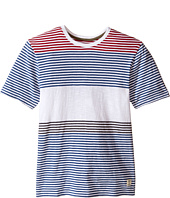 O'Neill Kids - Bowman Short Sleeve Crew Top (Big Kids)