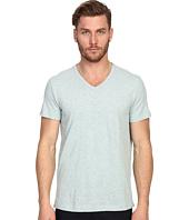 Vince - Refined Slub V-Neck T-Shirt
