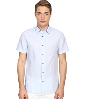 Vince - Linen Short Sleeve Melrose Shirt