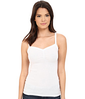 Michael Stars - Shine Cami w/ Ruched Front