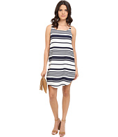 BB Dakota - Riley Striped Crepon Dress