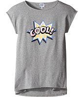 Armani Junior - T-Shirt with Cool! Graphic (Big Kids)