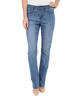 Liverpool - Anthem Curvy Sadie Straight Leg Jeans in Melbourn Light Blue