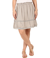 Dylan by True Grit - Dream Cotton at Ease Pocket Skirt