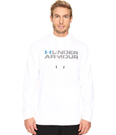Under Armour - Triblend Wordmark Hoodie