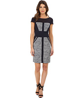 Christin Michaels - Marne Jacquard Dress