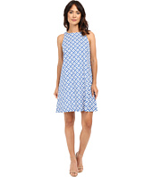 Christin Michaels - Shay Linen Dress
