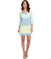 Jessica Simpson - 3/4 Sleeve Ity Lattice Back