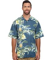 Tommy Bahama Big & Tall - Big & Tall Shut the Frond Door Woven Shirt