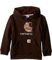 Carhartt Kids - Big Camo C Sweatshirt (Toddler/Little Kids)