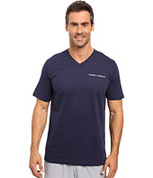 Under Armour - UA Charged Cotton® Microthread V-Neck Short Sleeve Tee