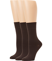 HUE - Ultrasmooth Sock 3 Pack
