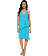 Lilla P - Stretch Jersey Double Layer Tank Dress