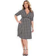 Kiyonna - Essential Wrap Dress