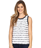 Lilla P - Striped Terry Shell