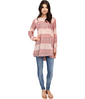 Brigitte Bailey - Helen Printed Button Up Tunic