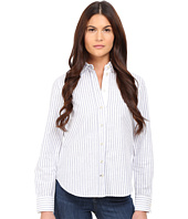 Kate Spade New York - Linen Stripe Shirt