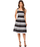 Kate Spade New York - Bay Stripe Fit and Flare Dress