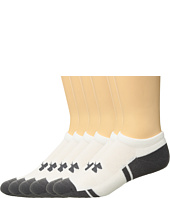 Under Armour - UA Resistor 3 No Show 6-Pack